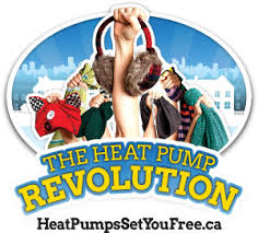 Heat pumps set You Free